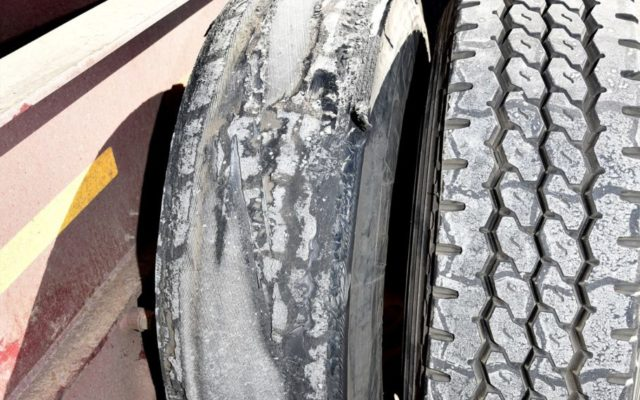 An effective Tyre Maintenance policy offers Safety and Efficiency!