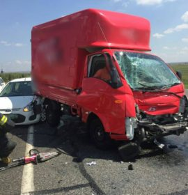 Serious collision on the N3 South after Heidelberg