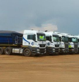 Loubser Bulk Services saves significantly on fuel in first month of using Ctrack Fleet Monitoring Services