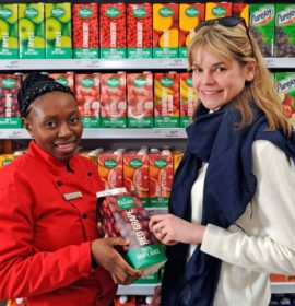 Imperial engages 1 million shoppers on Rhodes Foods Group brands