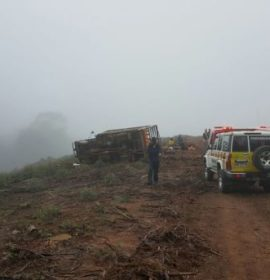 26 injured as truck overturns in Tzaneen plantation