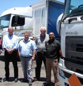 Hino consolidates its position with entrepreneurs