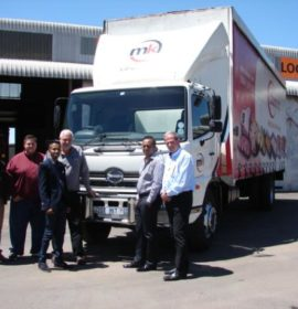 MK Logistics enhances its reputation with Hino Trucks