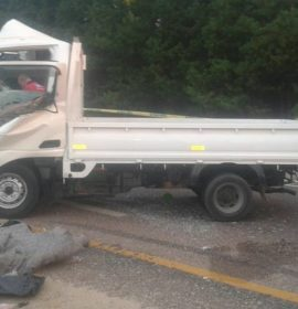 Reckless overtaking blamed for fatal crash on the R71 near Veekraal , Mopani District