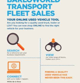Barloworld Transport introduces online tool to find quality used vehicles