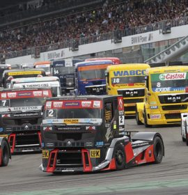Goodyear Tyres for 'The Most Spectacular Truck Competition on the Planet'