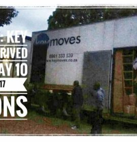 Respect to the trucking industry getting the wheels moving to assist after Knysna Fires
