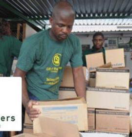 Fighting disasters with tech – Gift of the Givers uses Cloud Technology
