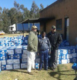 Hijacked truck and cargo retrieved