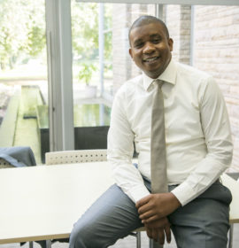 Kamogelo Mmutlana, Chief Executive Officer of local supply chain solutions specialist Barloworld Logistics