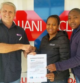 Advanced new refrigerators boost Unjani Clinics' efforts to save lives and help to communities in need