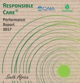 CAIA recognises member companies for outstanding Responsible Care® performance and achievement