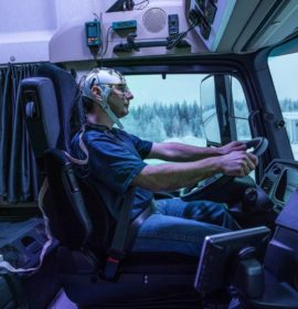Daylight+: Biologically effective light improves the alertness of truck drivers and enhances safety
