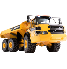 Advantages of buying an articulated dump truck