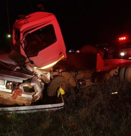 Three killed, five injured in R36 collision outside of Tzaneen.