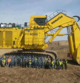Technological innovation found in construction equipment