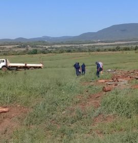 Truck veers off road leaving one dead, another injured near Mooketsi in Limpopo.