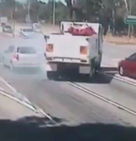 Near horror incident at Intersection! Why did it happen and How could this have been prevented?