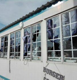 Public violence and destruction of property in Port Elizabeth condemned