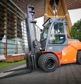 Joint cooperation between Continental and Toyota Material Handling