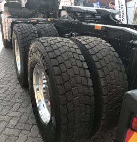 MICHELIN X® MULTITM HD D IN SOUTHERN AFRICA