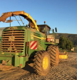 Seasonal equipment advice for small farmers