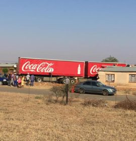 Truck reportedly left unattended rolls into house at Matoks, Limpopo