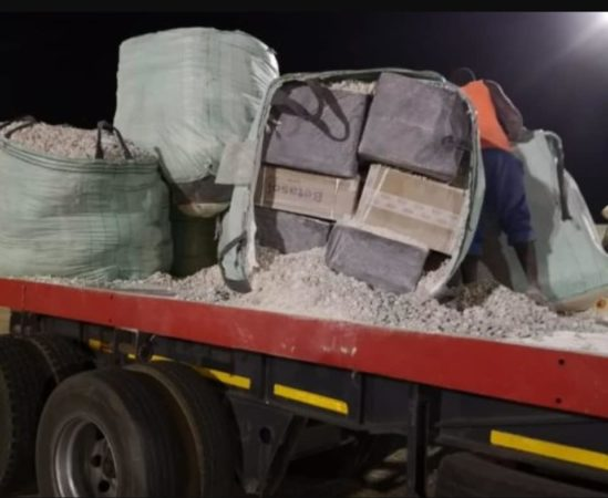 Over R3 million worth of illicit creams and weight-loss tablets seized at the Groblersbrug Port of Entry.