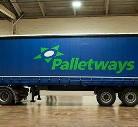 Palletways from Imperial Logistics rated as Europe's largest and fastest growing express palletised network.
