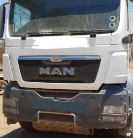 Two stolen trucks recovered by Department of Transport Limpopo Anti Fraud and Corruption Unit