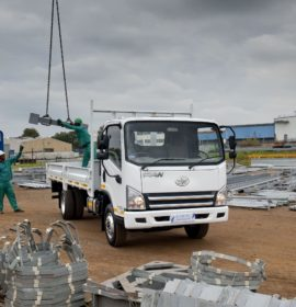 Built It Pinetown makes repeat FAW purchases