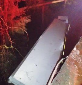 Gauteng truck crash kills one