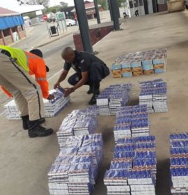 Suspect nabbed for smuggling illicit creams and tablets worth millions of rand in Limpopo
