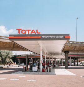 Total South Africa announces the opening of Total Petroport, Big Bird