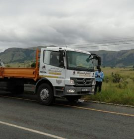 Suspects arrested for possesion of a stolen truck and alleged farm attack