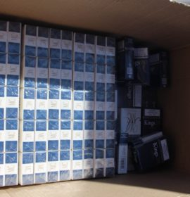 Upington POP Unit nets successes in countering illegal cigarette trade