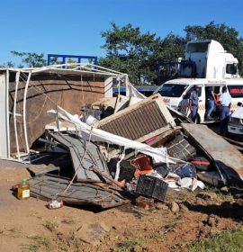 1 Killed 9 injured in Shongweni Crash