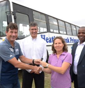 Local Primary School Receives Transport Boost
