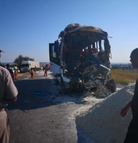N1 South road still closed due to crash