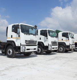 Isuzu Extra-Heavies ensure growth in Specialist segment