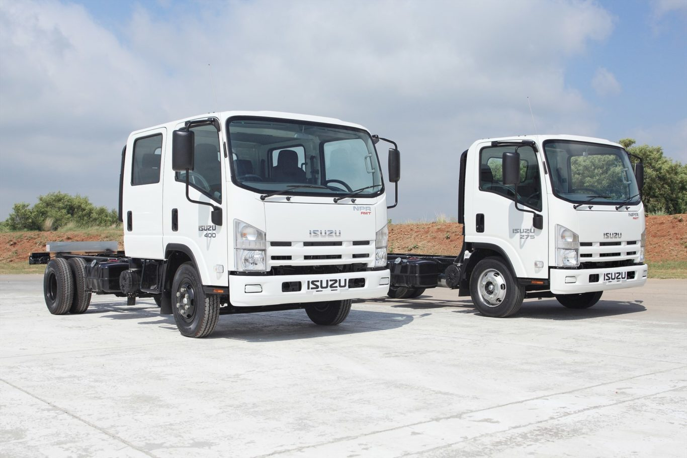 Isuzu continues to improve South Africa's best-selling Truck
