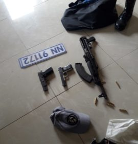 Swift police response nets 10 suspects for BAT hijacking and robbery