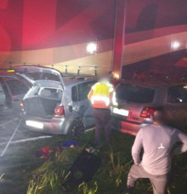 KZN: Eight injured in Pietermaritzburg crash