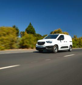 The Award-winning Opel Combo Van
