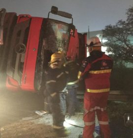 Truck driver killed in crash on the N3 north of Pietermaritzburg