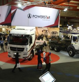 Growing truck sales bode well for Futuroad Expo