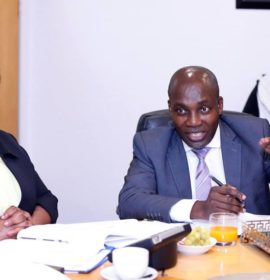 A stakeholders meeting between government and the business community was held to ensure stability in the province following the attacks of trucks on the N3 corridor