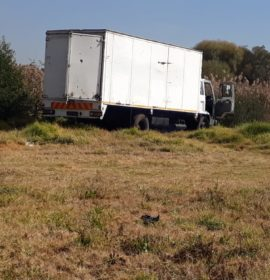 Two arrested after truck hijacking in Kempton Park