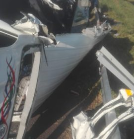 KwaZulu-Natal: Four dead in Durban truck vs taxi crash