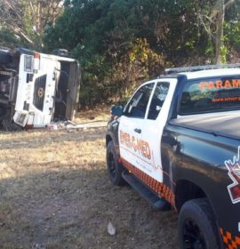 Truck collision on the N4 leaves one injured